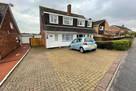 3 bedroom semi-detached house for sale - Marions Way, Exmouth
