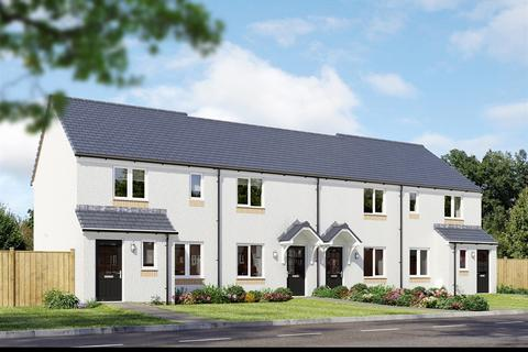 3 bedroom end of terrace house for sale - Plot 126, The Newmore at Muirlands Park, East Muirlands Road DD11