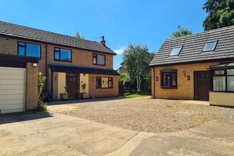 4 bedroom detached house for sale - Harlestone Road, Duston, Northampton NN5 6NX
