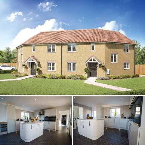 3 bedroom semi-detached house for sale - Plot 38, The Tealby at Bishops Grange, Butt Lane DN37