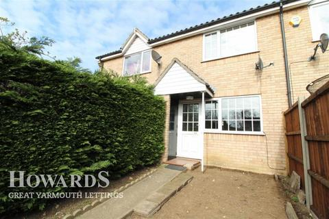 2 bedroom detached house to rent - Swan Lane, Long Stratton