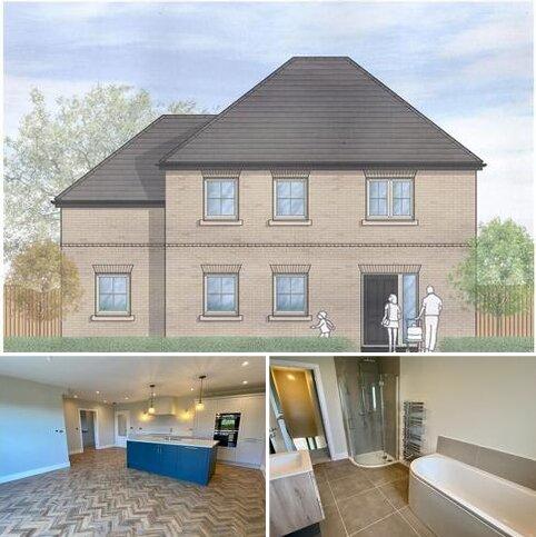 4 bedroom detached house for sale - Moor Lane , Full Sutton, York, YO41