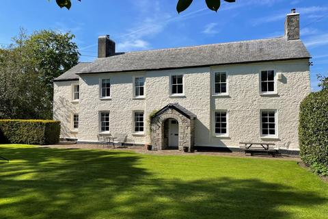 6 bedroom detached house for sale - Corntown, Vale Of Glamorgan, CF35 5BB