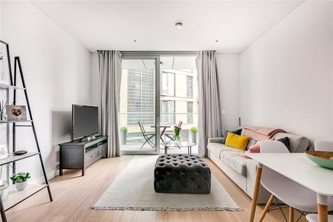 1 bedroom flat to rent - Grand Tower, 1 Plaza Gardens, London