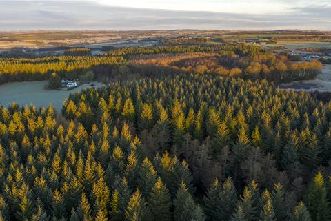 Land for sale - Parkhill Woods, Dyce, Aberdeen