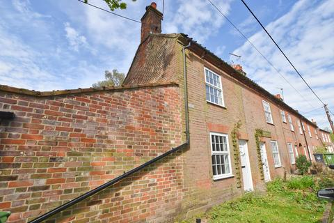 1 bedroom end of terrace house to rent - The Street, Swanton Novers