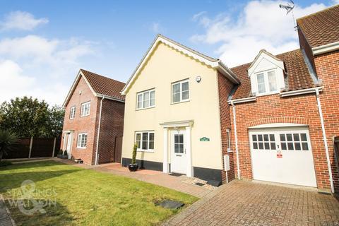 5 bedroom link detached house for sale - Badger Close, Harleston
