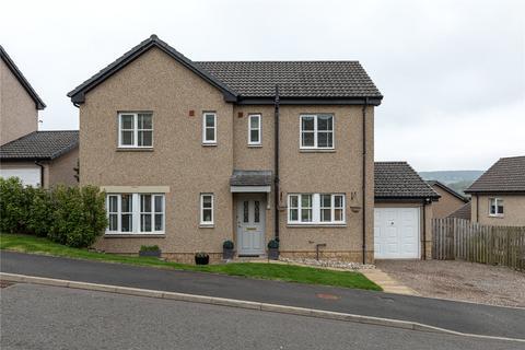 4 bedroom detached house for sale - Jedbank Drive, Jedburgh, Scottish Borders