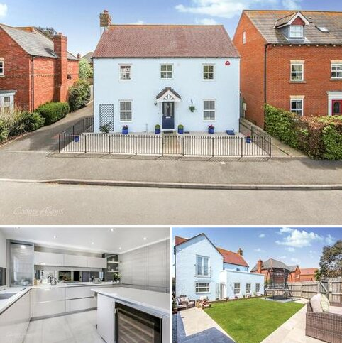 4 bedroom detached house for sale - William Olders Road, Angmering, West Sussex, BN16