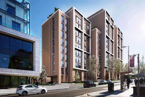 2 bedroom apartment to rent - 41 Wellington Street,  Wellington Quarter, Woolwich, London SE18