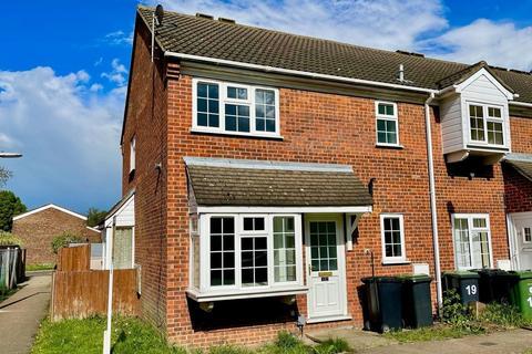 1 bedroom cluster house for sale - Oak Close, Sandy
