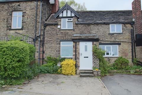 2 bedroom terraced house for sale - Hill Top, Romiley.