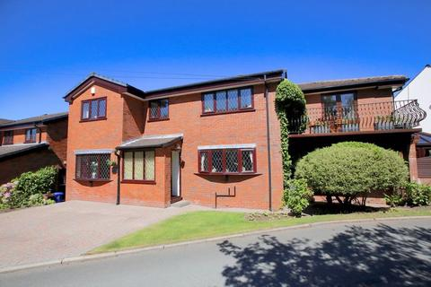 6 bedroom detached house for sale - Werneth Rise, Gee Cross