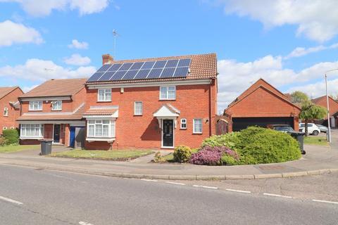 4 bedroom detached house for sale - Cromer Way, Bushmead, Luton, Bedfordshire, LU2 7EE