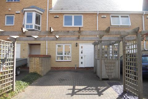 2 bedroom terraced house to rent - Chandlers Way, Penarth,