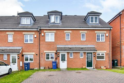 4 bedroom end of terrace house for sale - Radcliffe Close, Gateshead, NE8