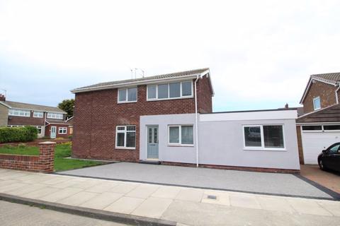 4 bedroom semi-detached house for sale - Ettrick Road, Jarrow