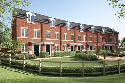 3 bedroom terraced house for sale - Plot 100, The Bentley Crescent at South Minster Pastures, Beverley, Yorkshire HU17