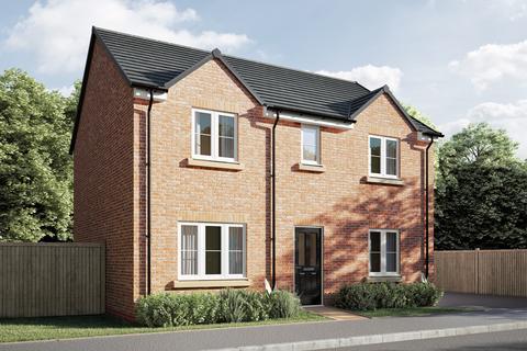 4 bedroom detached house for sale - Plot 40, The Leverton at Bracebridge Manor, Westminster Drive, Bracebridge Heath LN4