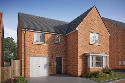 4 bedroom detached house for sale - Plot 22, The Grainger at Bracebridge Manor, Westminster Drive, Bracebridge Heath LN4