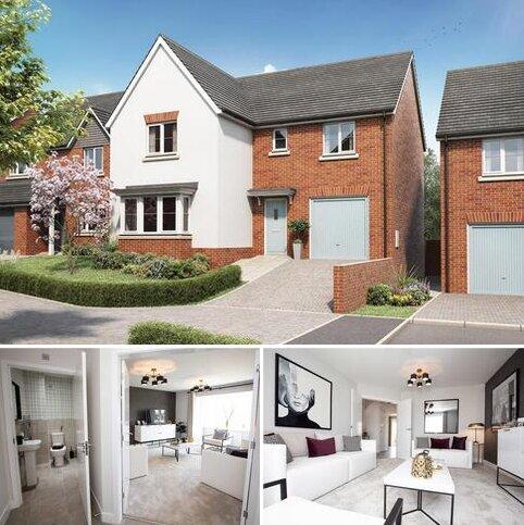 4 bedroom detached house for sale - Plot 211, The Grainger at Tithe Barn, Tithebarn Link Road, Exeter, Devon EX1