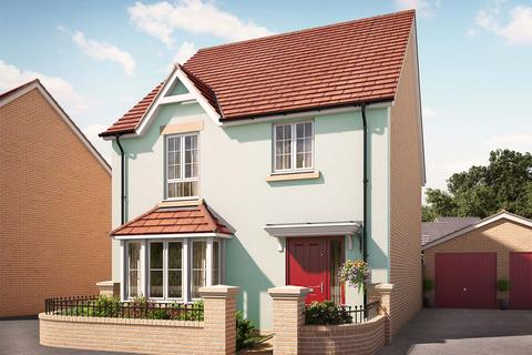 4 bedroom semi-detached house for sale - Plot 225, The Woolacombe at Montbray, Montbray, Barnstaple, Devon EX31