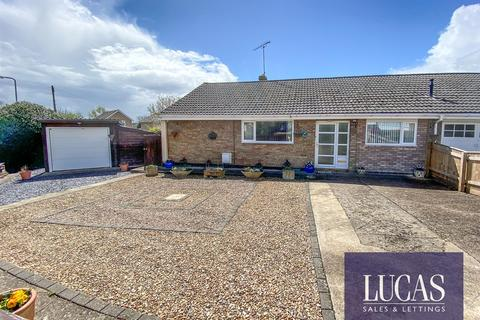 3 bedroom bungalow for sale - Cardigan Road, Stanion, Kettering