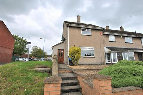 2 bedroom end of terrace house for sale - Craydon Road, Stockwood