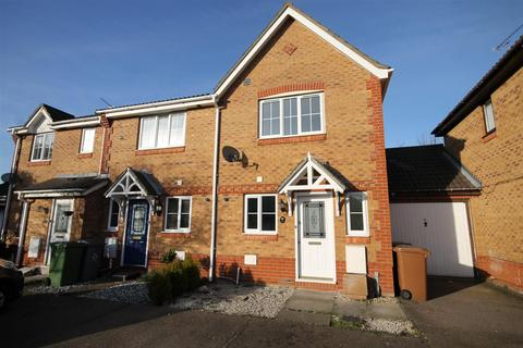 2 bedroom end of terrace house to rent - Grace Edwards Close, Drayton, Norwich