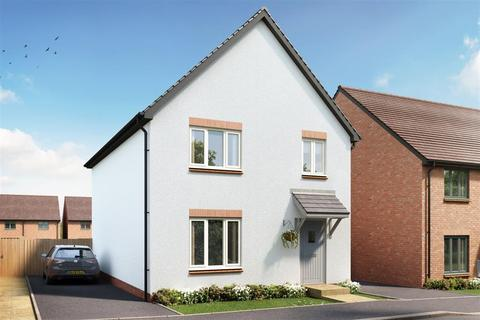 4 bedroom detached house for sale - Plot 45 - The Huxford at Buckingham Heights, Pankhurst Close EX8