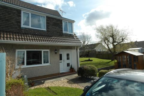 3 bedroom semi-detached house to rent - Manor Park, Pencoed, Bridgend, CF35 6PE