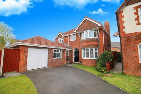 4 bedroom detached house for sale - Cathrow Way,  Thornton-Cleveleys, FY5