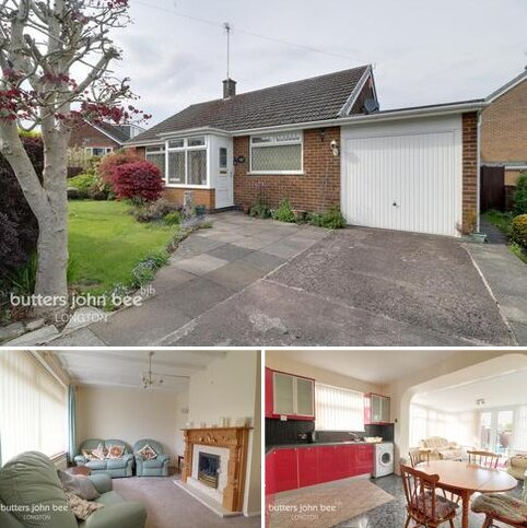 2 bedroom detached bungalow for sale - Axon Crescent, Stoke-On-Trent