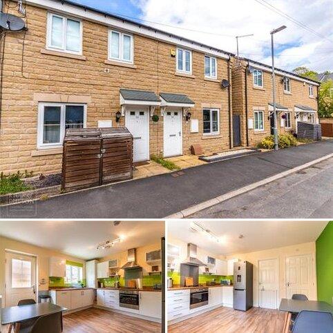 2 bedroom terraced house for sale - Britannia Road, Milnsbridge, Huddersfield, West Yorkshire, HD3