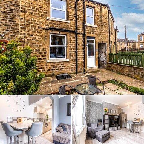 2 bedroom terraced house for sale - Wellington Street, Lindley, Huddersfield, West Yorkshire, HD3