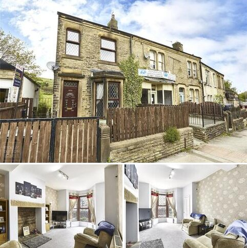 2 bedroom end of terrace house for sale - Manchester Road, Linthwaite, Huddersfield, HD7