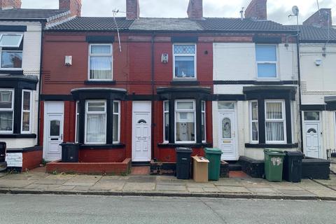 2 bedroom terraced house for sale - Harrowby Road,  Birkenhead, CH42