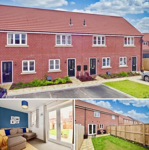 2 bedroom terraced house for sale - Robson Avenue, Pocklington