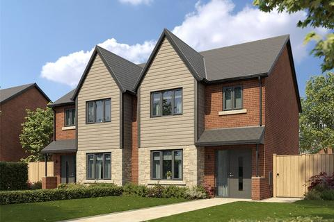 3 bedroom semi-detached house for sale - Muster Mews, Forest Park, Derby Road, NG15