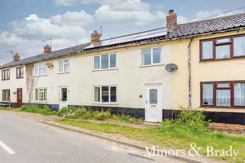 2 bedroom terraced house for sale - School Road, Lessingham