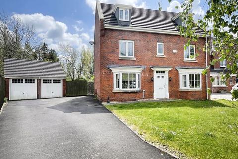 5 bedroom detached house for sale - Waterton Close Bridgend CF31 3YE