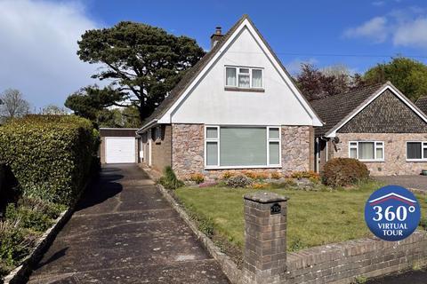 3 bedroom detached house for sale - Halsdon Avenue, Exmouth
