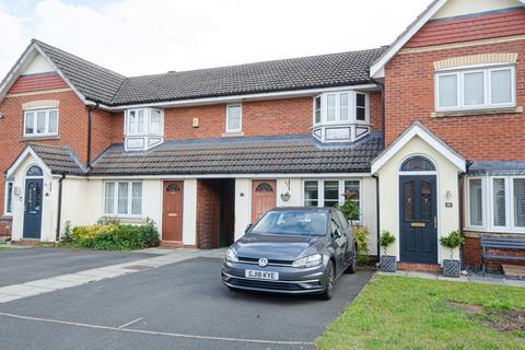 2 bedroom townhouse for sale - Crowmere Close, Cuddington, Northwich, CW8