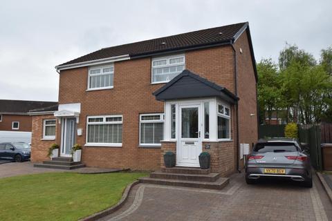 2 bedroom semi-detached house for sale - Glenbuck Avenue, Robroyston, G33 1LW