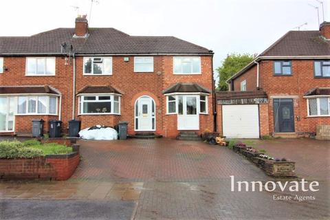 4 bedroom semi-detached house for sale - Craythorne Avenue, Birmingham