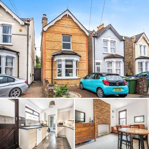 3 bedroom detached house for sale - Clarence Crescent Sidcup DA14