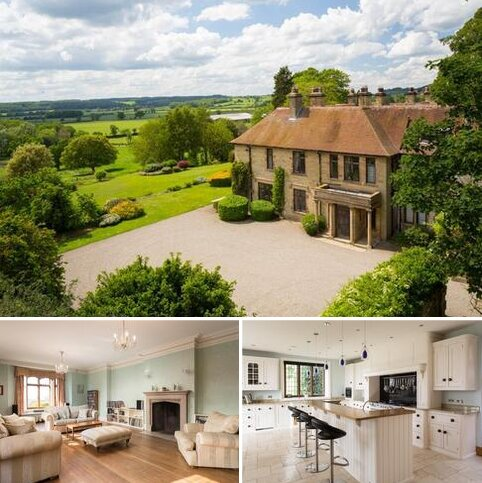9 bedroom detached house for sale - Leysthorpe Hall, Leyshorpe, Oswaldkirk, York