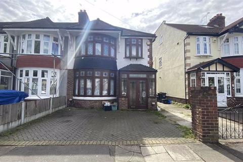 3 bedroom semi-detached house for sale - Sandhurst Drive, Ilford, Essex, IG3