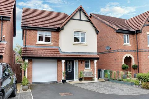 3 bedroom detached house for sale - Russ Close, Scholar Green