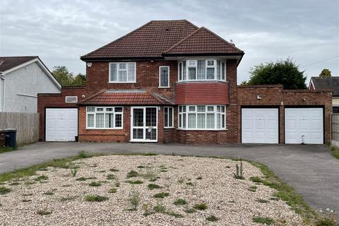 4 bedroom detached house to rent - Coleshill Road, Marston Green